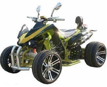 Armada ATV 250D