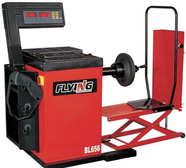 Балансировочные стенды - Flying BL656 для грузовых автомобилей