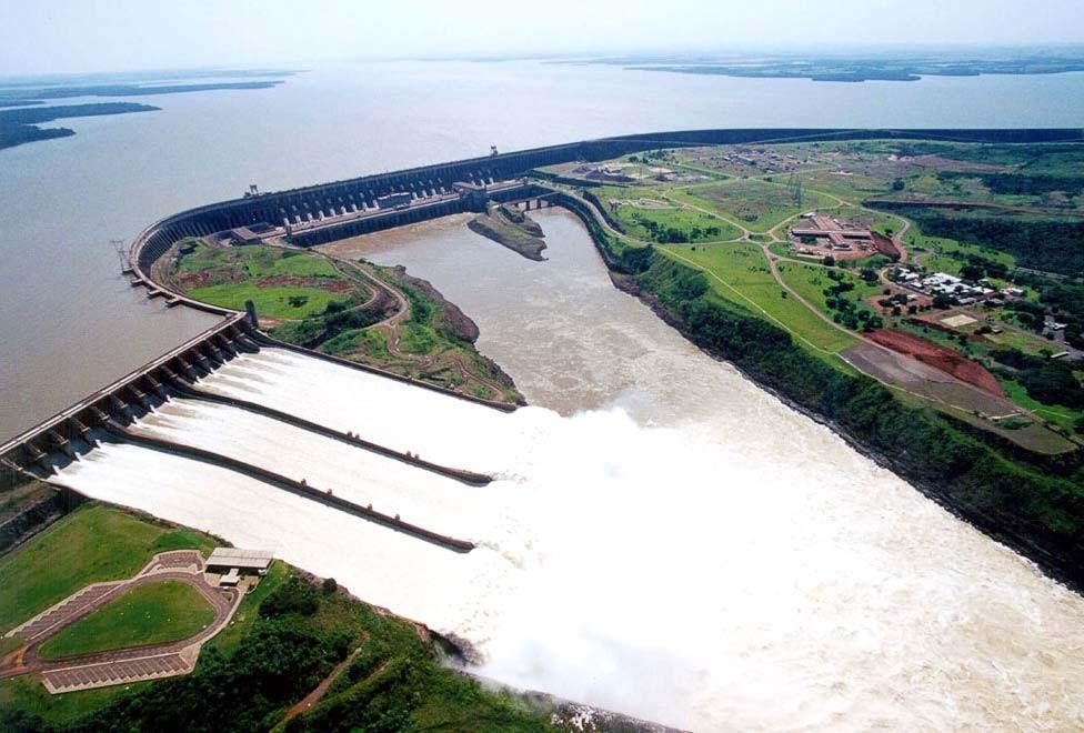 . ГЭС Итайпу