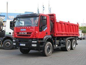 Грузовой автомобиль Iveco Trakker