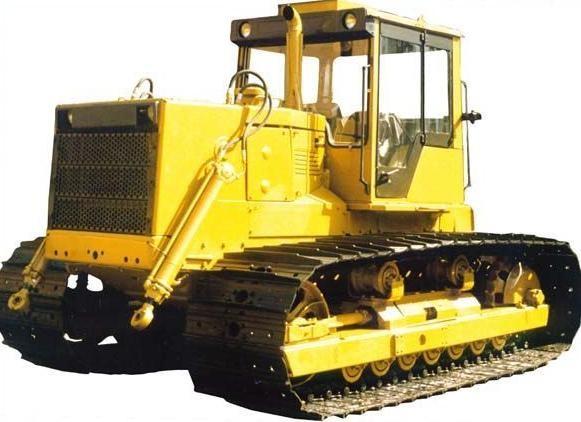Гусеничный трактор ЧТЗ Т170М1Б.01-12