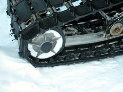 Гусеницы снегохода