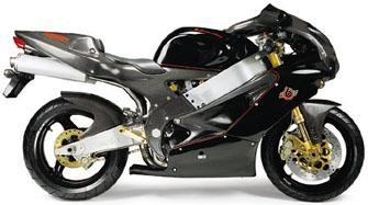 Итальянский мотоцикл Bimota
