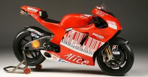 Итальянский мотоцикл Ducati
