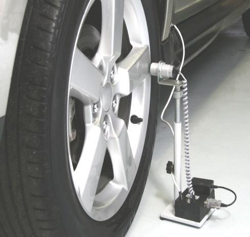 Измеритель люфта рулевого управления