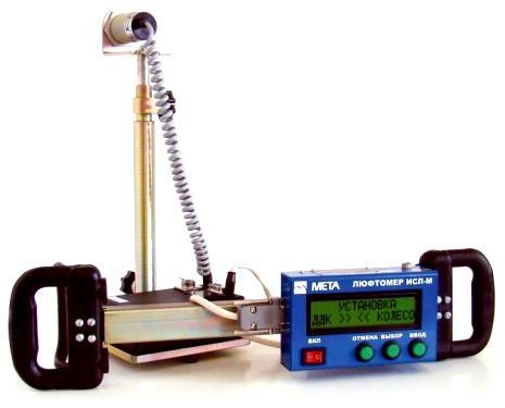 Измеритель суммарного люфта рулевого управления автомобилей