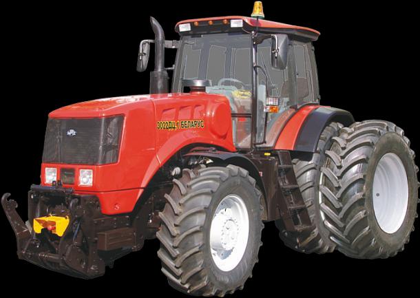 Колесный трактор БЕЛАРУС-3022ДЦ.1