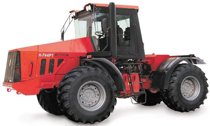 Колесный трактор К-744р1