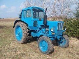 Колесный трактор МТЗ-82