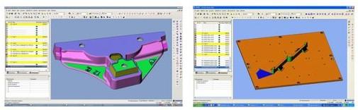 конфигурации 3D-моделей деталей