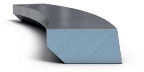 Коническое кольцо с нижней внутренней фаской