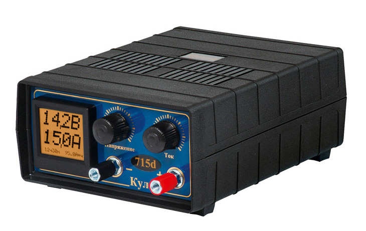 Зарядное устройство «Кулон-715d»