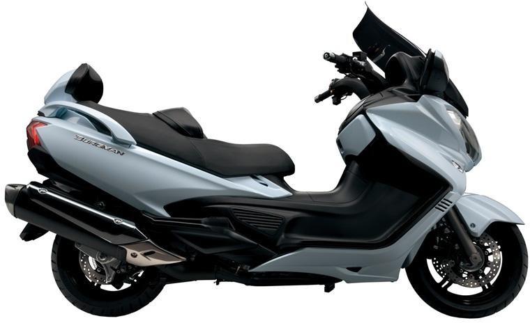 Макси-скутер Suzuki Burgman 650