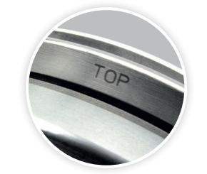 маркировка стороны кольца