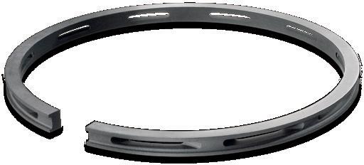 Маслосъемное поршневое кольцо