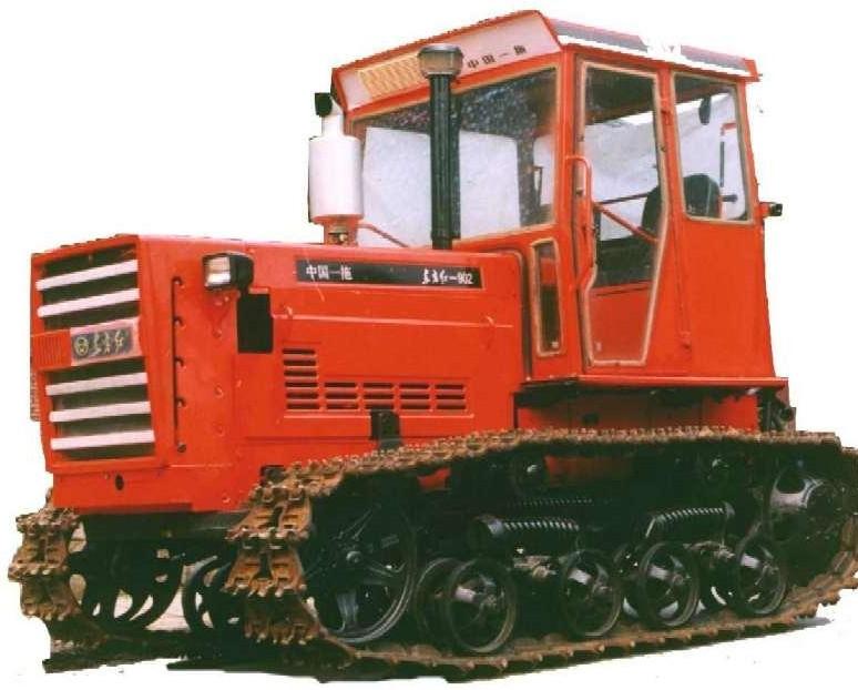 мощный трактор Dong Fang Hong C902 crawler