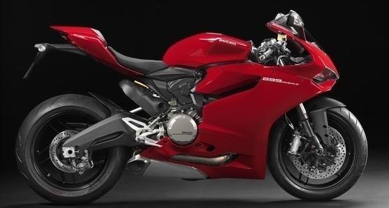 Мотоцикл Ducati Superbike 899 Panigale