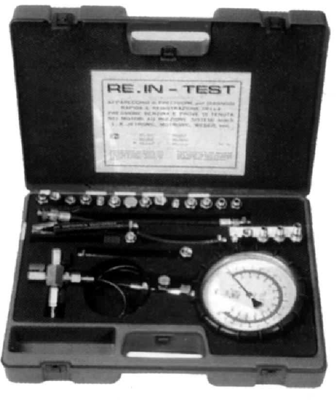набор для проверки гидравлической части системы впрыска