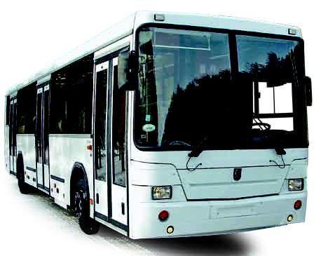 Низкопольный городской автобус НЕФАЗ-5299-20-23