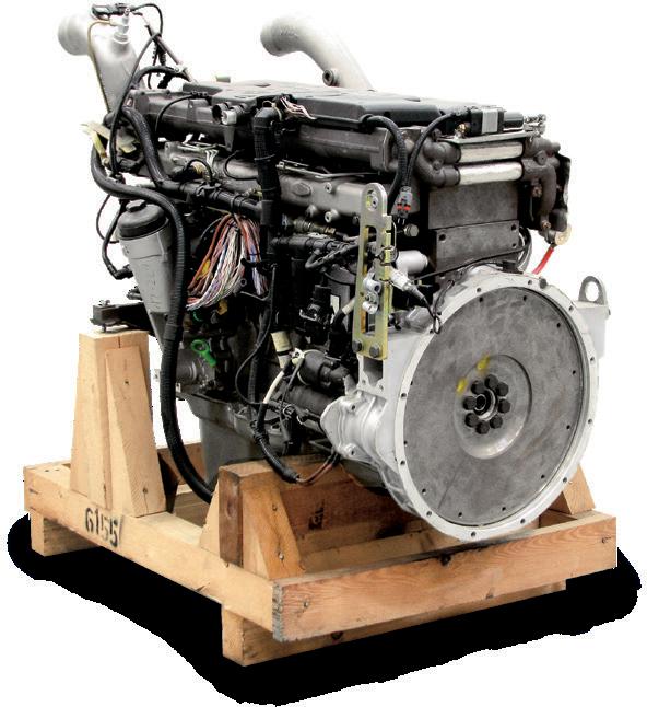Обкатка отремонтированных двигателей