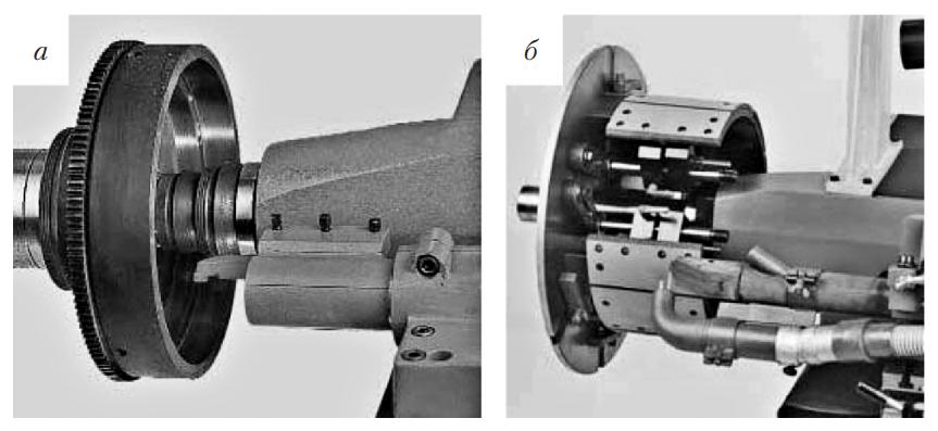 Обработка маховиков и тормозных накладок