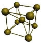 Объемноцентрированная кубическая решетка