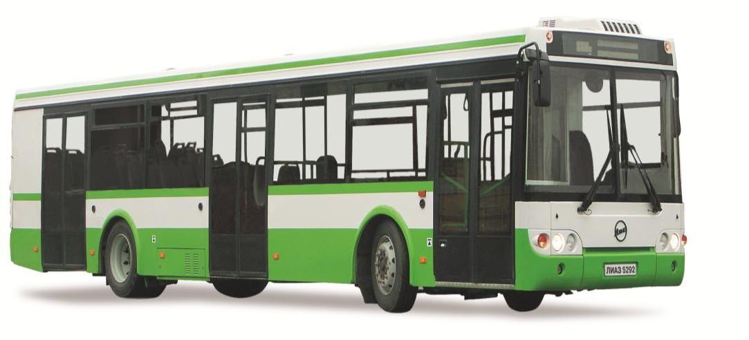 Первый полностью низкопольный автобус российского производства ЛиАЗ-5292