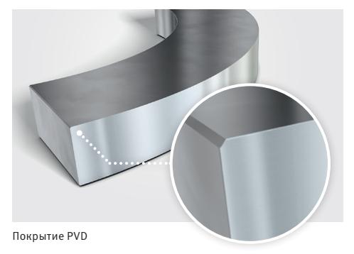 Покрытия поршневого кольца - PVD