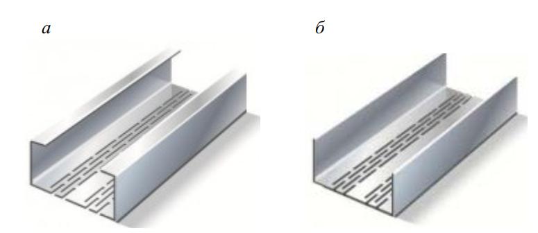 Поперечные сечения эффективных термопрофилей