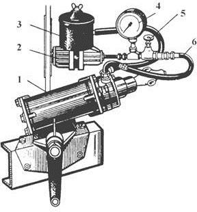Прибор для проверки гидроусилителей