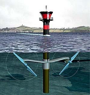 Приливная электростанция «СиДжен»