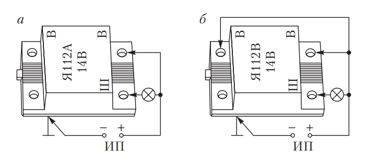 проверка интегрального регулятора напряжения без щеточного узла