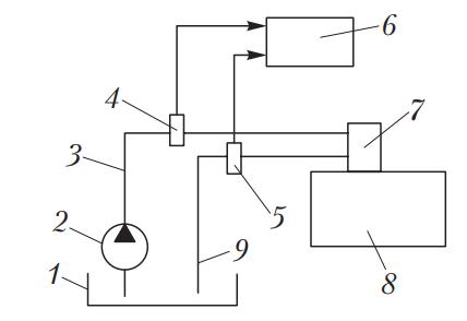 Схема измерения расхода топлива с помощью двух датчиков
