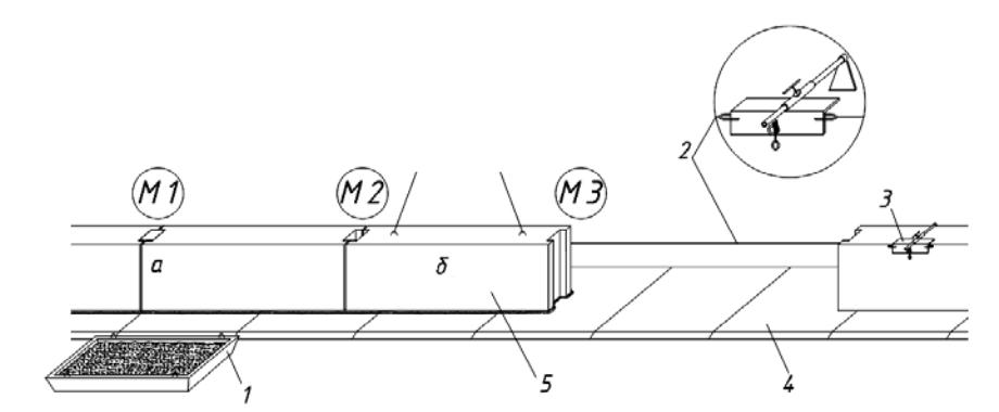 схема монтажа фундаментных стеновых блоков