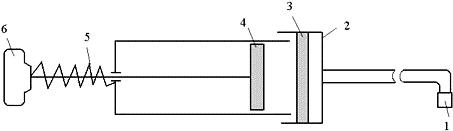 Схема насоса-дозатора