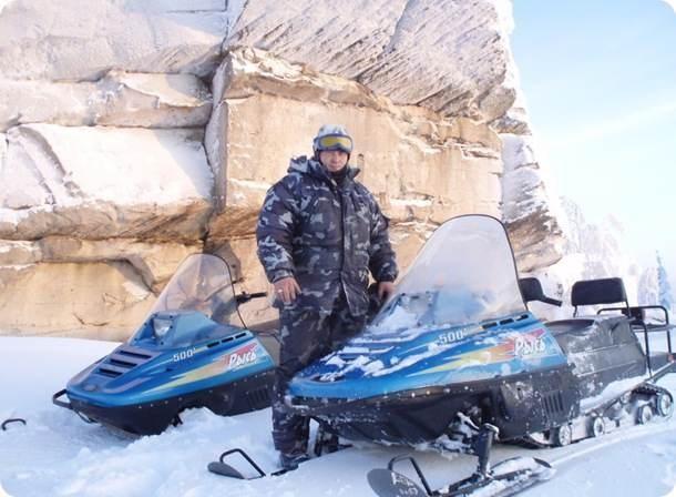 Снегоход Рысь-500М