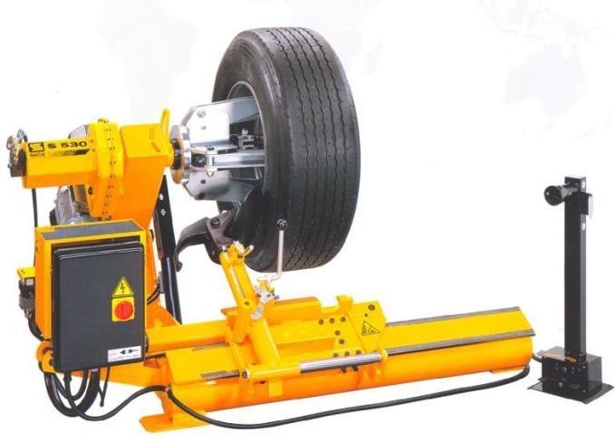 Стенд для демонтажа-монтажа шин S-530 для легковых автомобилей