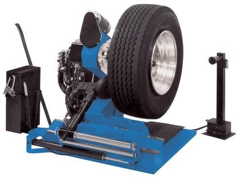 Стенд для демонтажа-монтажа шин SIVIK ГШС-515А для грузовых автомобилей