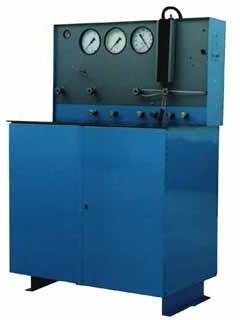 Стенд К-278А для проверки газобаллонной аппаратуры