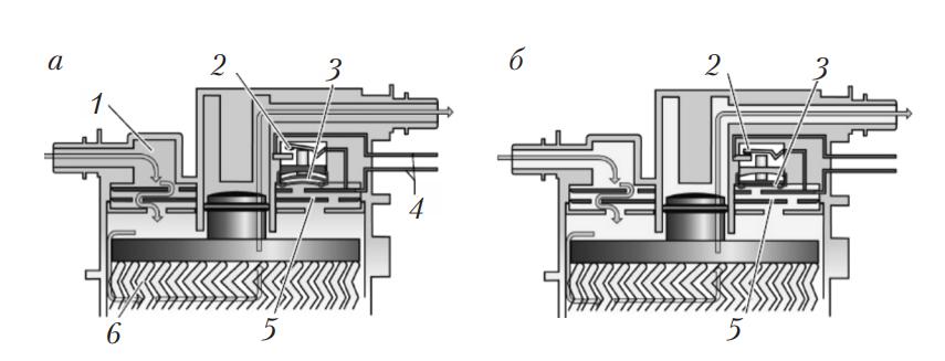 Топливный фильтр с электроподогревом