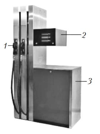 Топливозаправочная колонка