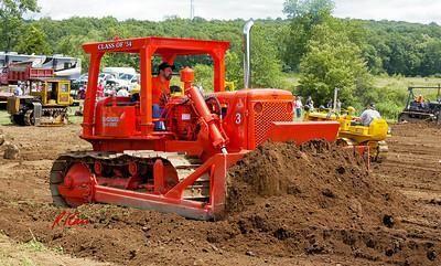 трактор ALLIS-CHALMERS HD9