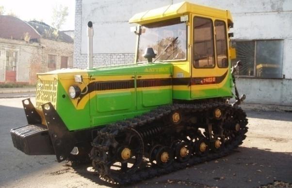 трактор АЛТТРАК Т-402