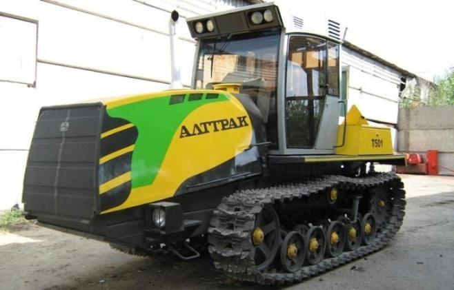 трактор АЛТТРАК Т-501
