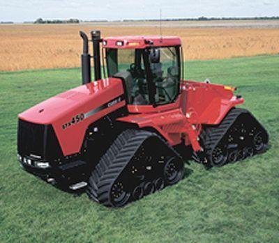 трактор CASE IH STX450