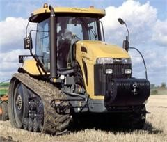 трактор CHALLENGER MT745