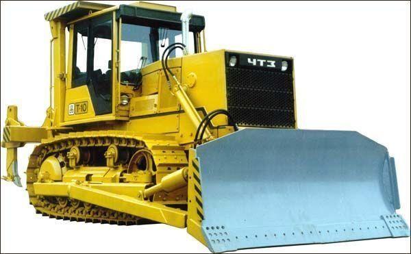 трактор ЧТЗ Т10.02