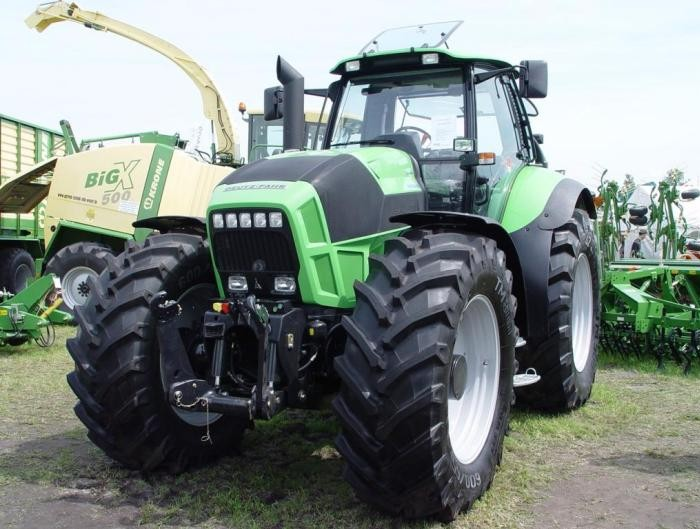 трактор Deutz-Fahr Agrotron X 720