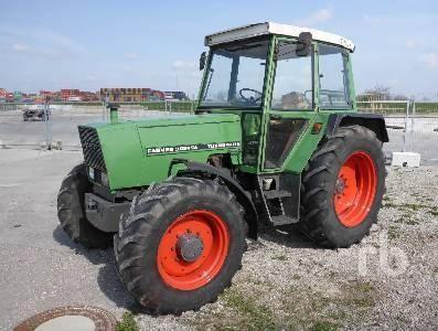 трактор Fendt 309LSA
