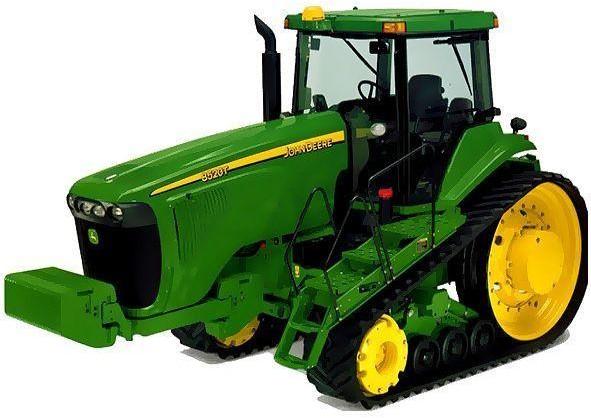 трактор JOHN DEERE 8520T 3047